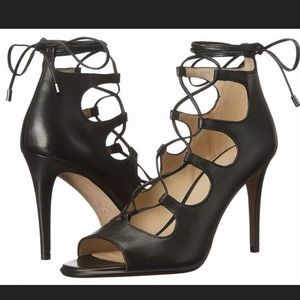 Authentic Coach Kira Lace Up Heel